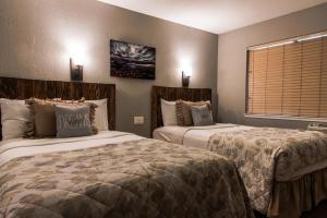 7 Seas Inn at Tahoe, Penziony – hostince  South Lake Tahoe - big - 22