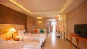 Cha-am Country Home, Resort  Petchaburi - big - 9