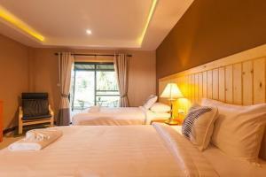 Cha-am Country Home, Resort  Petchaburi - big - 10