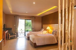 Cha-am Country Home, Resort  Petchaburi - big - 11