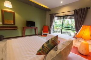 Cha-am Country Home, Resort  Petchaburi - big - 6