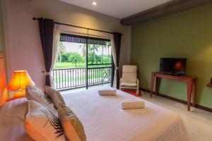 Cha-am Country Home, Resort  Petchaburi - big - 16