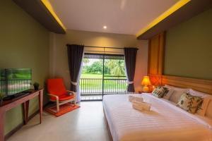 Cha-am Country Home, Resort  Petchaburi - big - 17