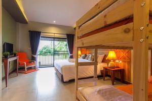 Cha-am Country Home, Resort  Petchaburi - big - 21