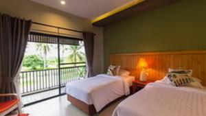 Cha-am Country Home, Resort  Petchaburi - big - 23