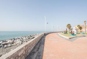 Apartamento Guadalmar Playa, Апартаменты  Малага - big - 2