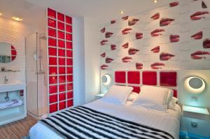 Hotel Moderne St Germain, Szállodák  Párizs - big - 31