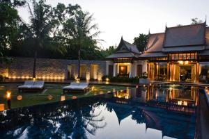 Double Pool Villas by Banyan Tree, Rezorty  Bang Tao Beach - big - 27