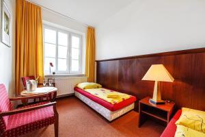 Hotel Krasna Vyhlidka, Hotely  Stachy - big - 2