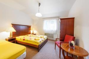 Hotel Krasna Vyhlidka, Hotely  Stachy - big - 9