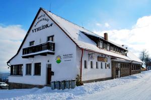 Hotel Krasna Vyhlidka, Hotely  Stachy - big - 19