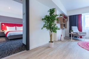 Park Inn by Radisson Bucharest Hotel & Residence, Aparthotels  Bukarest - big - 11