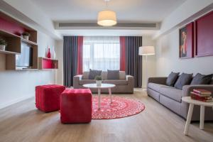 Park Inn by Radisson Bucharest Hotel & Residence, Aparthotels  Bukarest - big - 10