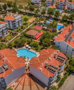 Irem Garden Apartments, Apartmanhotelek  Side - big - 65