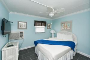 Gulf Holiday by Beachside Management, Apartments  Siesta Key - big - 24