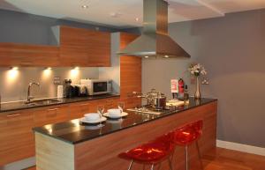 Dreamhouse Apartments Glasgow City Centre, Appartamenti  Glasgow - big - 6