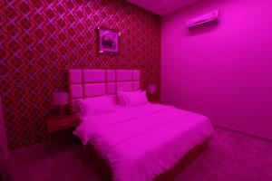 Dorrah Suites, Aparthotels  Riad - big - 80