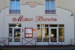 La Maison Blanche, Hotel  Romanèche-Thorins - big - 16