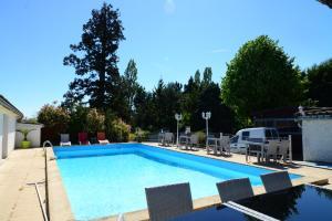 La Maison Blanche, Hotel  Romanèche-Thorins - big - 14