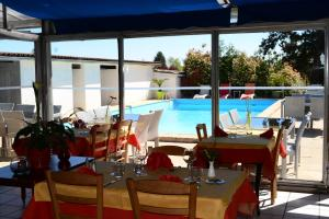 La Maison Blanche, Hotely  Romanèche-Thorins - big - 13
