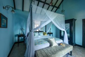 Fort Tiracol Heritage Hotel, Hotels  Arambol - big - 12