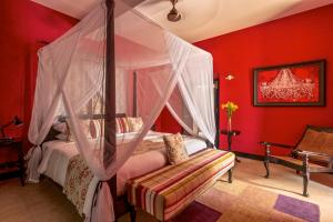 Fort Tiracol Heritage Hotel, Отели  Арамболь - big - 10