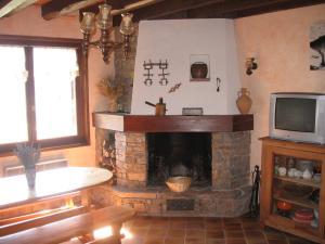 Chalet De Montagne, Ferienwohnungen  Barcelonnette - big - 3