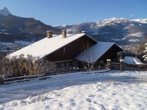 Chalet De Montagne, Ferienwohnungen  Barcelonnette - big - 2