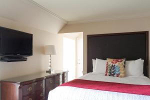 Deluxe Zimmer mit Queensize-Bett - Nichtraucher