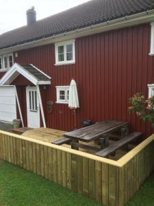 Lindsverk Gjestegård - Apartment - Svarstad