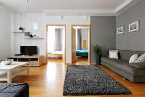 Two-Bedroom Superior Apartment