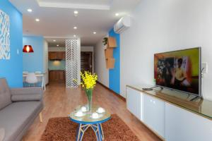 Hoang Anh Gia Lai Apartment B20.03, Apartmány  Da Nang - big - 38