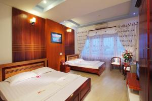 Gold Stars Hotel, Hotel  Long Hai - big - 7