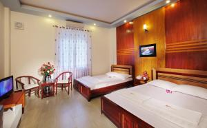 Gold Stars Hotel, Hotel  Long Hai - big - 5