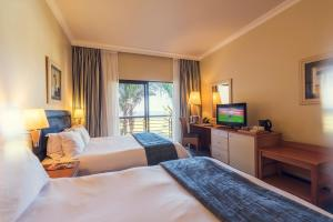 Sibaya Lodge & Entertainment Kingdom, Resort  Umhlanga Rocks - big - 11