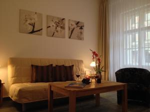 Apartmenthaus Feuerbach, Апартаменты  Лейпциг - big - 19