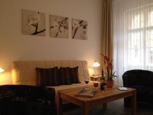 Apartmenthaus Feuerbach, Апартаменты  Лейпциг - big - 26