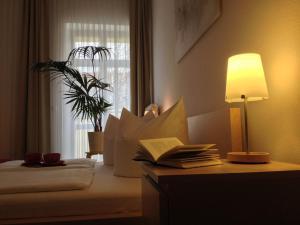 Apartmenthaus Feuerbach, Апартаменты  Лейпциг - big - 27