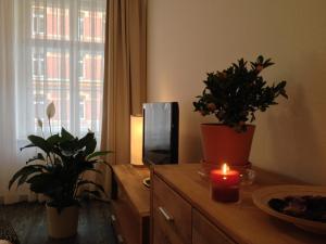 Apartmenthaus Feuerbach, Апартаменты  Лейпциг - big - 28