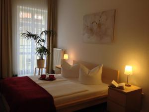 Apartmenthaus Feuerbach, Апартаменты  Лейпциг - big - 30