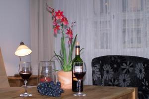 Apartmenthaus Feuerbach, Апартаменты  Лейпциг - big - 33