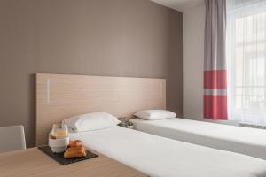 Appart'City Lyon Part Dieu Garibaldi, Апарт-отели  Лион - big - 6