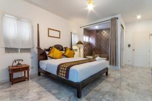 Dharasom' s Colonial House, Hotely  Lat Krabang - big - 38