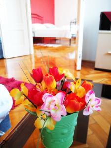 Apartment Emma, Apartmány  Split - big - 19