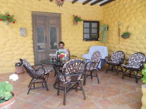 Casas Amaro, Holiday homes  Órgiva - big - 65