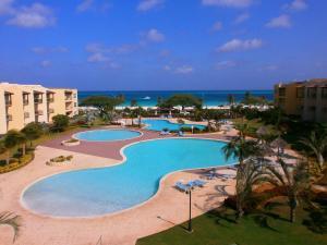 Supreme View Two-bedroom condo - A344, Apartmány  Palm-Eagle Beach - big - 1