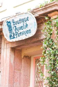 Boutique Ayvalik Pension, Penziony  Ayvalık - big - 66