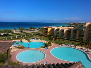Tropical Penthouse One-bedroom condo - BG532, Apartmány  Palm-Eagle Beach - big - 1