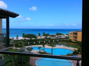 Tropical Penthouse One-bedroom condo - BG532, Apartmány  Palm-Eagle Beach - big - 22