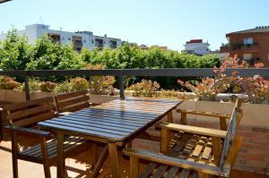 Apartments Soleil Tossa 4, Apartments  Tossa de Mar - big - 4